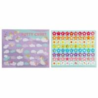 Blue Panda Potty Cute Colorful Unicorn Potty Training Reward Chart With Sticker