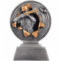 Shooting Trophy, Trap Shooting Award, Resin Trophy for Tournaments, Competitions - PACK