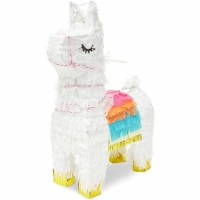 Llama Pinata for Fiesta Birthday Party (8.5 x 15 x 4.5 In) - PACK