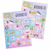 Cat Bingo Game for Birthday Parties (36 Pieces) - Pack