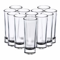 24-Pack Tall Shot Glasses for Parties, Parfaits, Dessert, Tequila, Vodka - 2 Oz