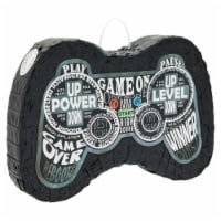 Small Video Game Controller Pinata for Birthday Gamer Party, 16.5 x 11 x 3 - PACK
