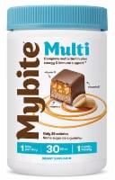 MyBite Vitamins Milk Chocolatey Multi Complete Multivitamin Plus Bites 30 Count