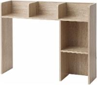 Classic Desk Bookshelf - Sonoma - 1 Bookshelf