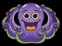 X Kites® MicroKite SeaCreature Kite - Octopus