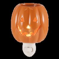 Oak & Rye Plug-In Jack O'Lantern Wax Warmer - 1 ct