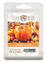 Oak & Rye Oh My Gourd Scented Wax Cubes