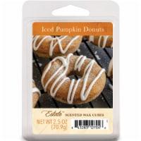 Oak & Rye Iced Pumpkin Donuts Wax Cube - 2.5 oz