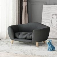 Samuel Mid Century Small Plush Pet Bed - 1 unit