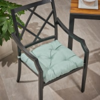 Selina Outdoor Fabric Classic Tufted Chair Cushion - 1 unit
