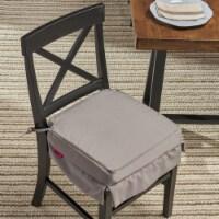 Arlene Indoor Fabric Classic Skirted Chair Cushion - 1 unit