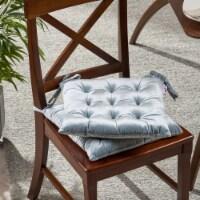 Wallis Tufted Velvet Dining Chair Cushions (Set of 2) - 1 unit