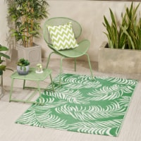 Aimee Outdoor Modern Scatter Rug - 1 unit