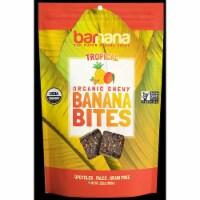 Barnana Tropical Banana Bites, 3.5 Ounce -- 12 per case.