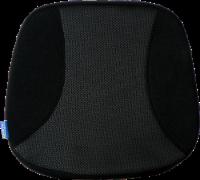 Kraco Ergo Drive Posterior Foam Seat Cushion - Black - 1 Count