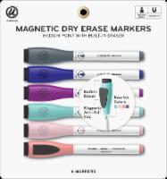 U Brands Dry Erase Markers - Pastel