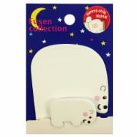 Wrapables Polar Bear Parent and Child Bookmark Memo Sticky Notes - 1