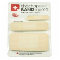 Wrapables Sticky Notes, Set of 2 (Band Aid, Thought Cloud) - 2 Sets