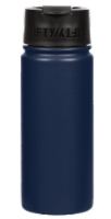 Fifty/Fifty Flip Cap Water Bottle - Navy