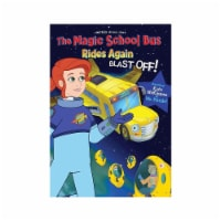 The Magic School Bus Rides Again: Blast Off (2020 - DVD)
