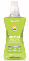 Method Coconut Cactus Water Laundry Detergent - 53.5 fl oz