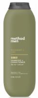 Method Men Bergamot & Lime 2-In-1 Shampoo & Conditioner