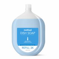 Method® Sea Minerals Dish Soap Refill - 54 fl oz