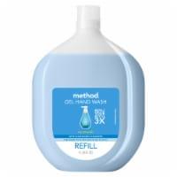 Method Sea Minerals Gel Handwash Refill - 1 L