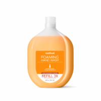 Method Orange Ginger Foaming Handwash Refill - 28 fl oz