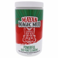 Powerful Deep Pore Cleansing Clay by Mayan Magic Mud for Unisex - 32 oz Cleanser - 32 oz