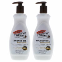 Palmers Coconut Oil Body Lotion  Pack of 2 13.5 oz