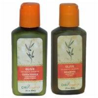 Avalon Organics Organics Olive Nutrient Therapy Shampoo and Conditioner Kit 2oz Shampoo, 2oz