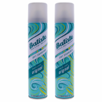 Dry Shampoo - Clean and Classic Original - Pack of 2 - 6.73 oz