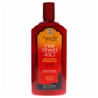 Argan Oil Hair Shield 450 Deep Fortifying Shampoo by Agadir for Unisex - 12.4 oz Shampoo