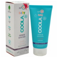 Mineral Baby Sunscreen Moisturizer Lotion SPF 50 - Unscented - 3 oz
