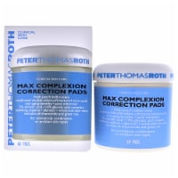 Peter Thomas Roth Max Complexion Correction Pads 60 Pc - 60 Pc