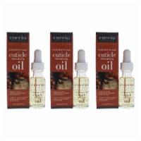 Cuccio Cuticle Revitalizing Oil  Vanilla Bean and Sugar Manicure  Pack of 3 0.5 oz - 0.5 oz