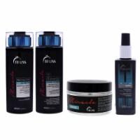 Truss Miracle Kit 10.14 oz Shampoo, 10.14 oz Conditioner, 6.35 oz Masque, 7.61 oz Amino Spray - 4 Pc Kit