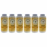 Burt's Bees Baby Bee Dusting Powder Original  Pack of 6 7.5 oz - 7.5 oz