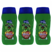 """""""""""Suave Kids 2In1 Shampoo Smoothers Strawberry  Pack of 3 12 oz"""""""""""