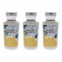 Bath and Body Works Magic in the  Pack of 3 Body Lotion 8 oz - 8 oz