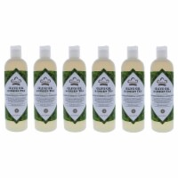 Nubian Heritage Olive Oil and Green Tea Body Wash  Pack of 6 13 oz - 13 oz