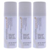 Sebastian Shaper Plus  Travel Size  Pack of 3 Hair Spray 1.5 oz