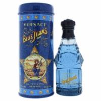 Versace Blue Jeans EDT Spray 2.5 oz