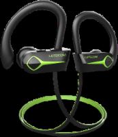 Letsfit U8L Bluetooth Headphones - Green/Black