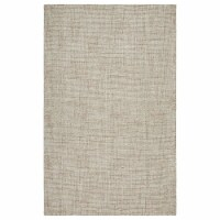 LR Home CRISS81298TUT5079 Criss Cross Jovial Gingham Indoor Area Rug, Taupe & Teal - 5 ft. x - 1