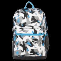 Portal 22 Liter Backpack - Blue/White/Gray Camo