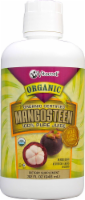 Vitacost Organic Certified Mangosteen 100% Pure Juice Dietary Supplement