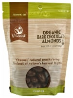 Vitacost Organic Dark Chocolate Covered Almonds