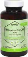 Vitacost Synergy Ubiquinol CoQH Targeted Wellness Softgels 50mg